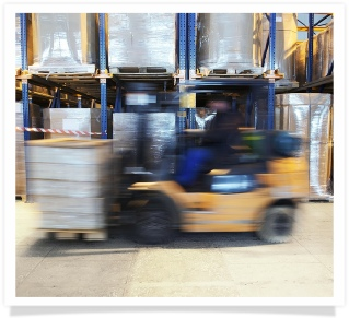Tampa Forklift Training